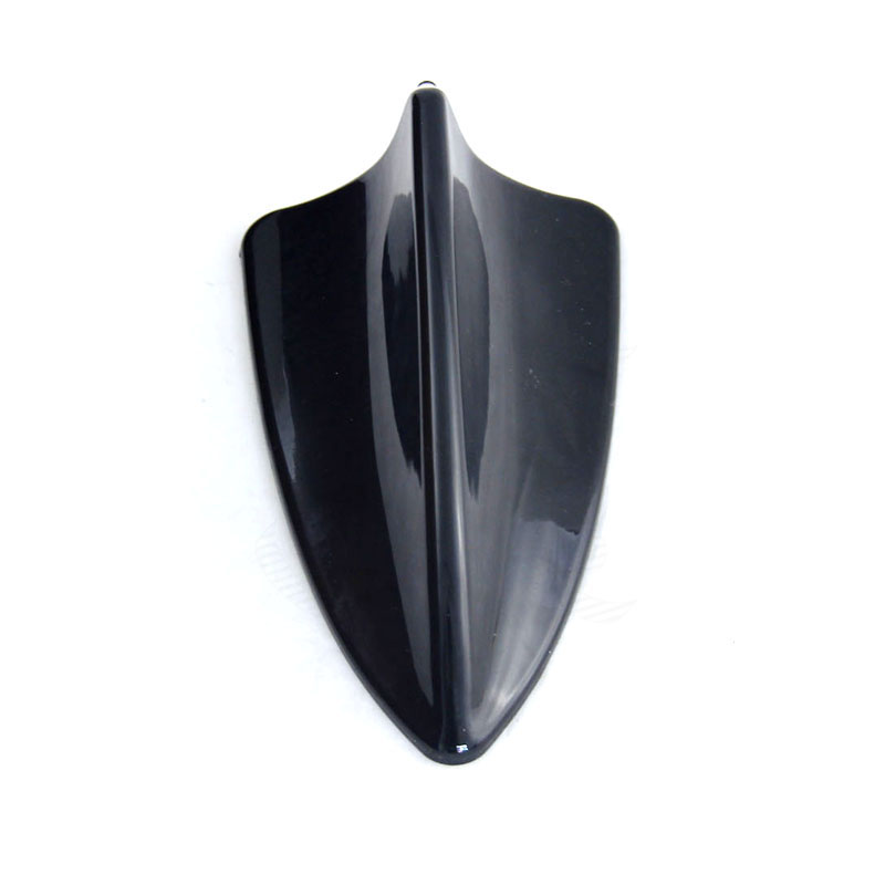 New universal car shark fin fin dummy gps decorative for Antenna decoration