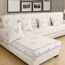 цены Sofa cushion, four seasons universal fabric sofa cover, living room simple modern cushion, arm towel