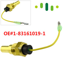 Excavator Water Temperature Sensor Fuel Coolant Temp Switch For HITACHI EX200-2 EX200-5 EX200-3 1-83161019-1 1831610191 6BD1