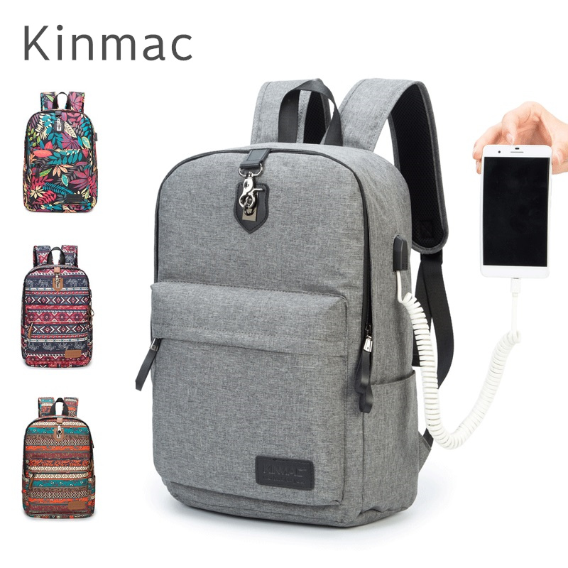 2018 New Brand Kinmac Backpack For Laptop 15.4