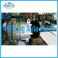 V5 Авто Кондиционер ac компрессор для Hyundai машинного оборудования 24V 11Q6-90040 A5W00258A 11Q690040 11Q6-90041 11Q690041 715618