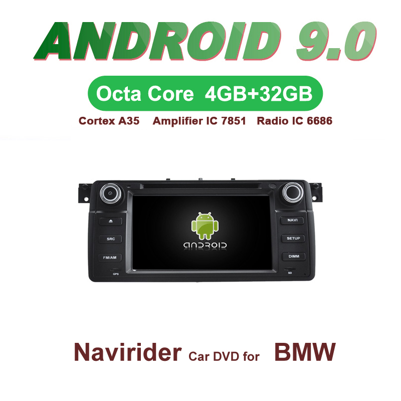 Worldwide delivery bmw e46 radio android in NaBaRa Online