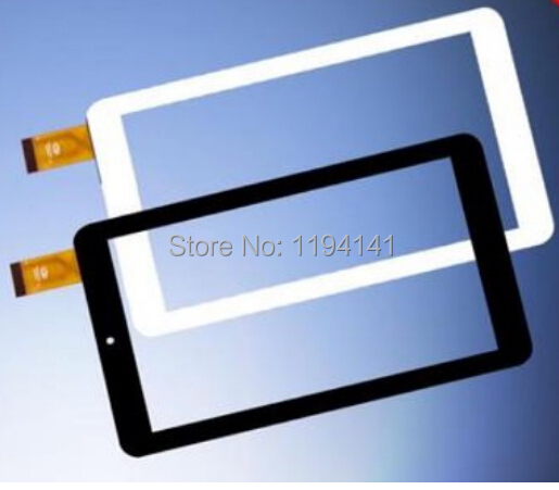 New 7'' inch HK70DR2119 For Tricolor GS700 Tablet Replacement Capacitive Touch Screen Digitizer Glass Panel HS1285 Free shipping a new 7 inch tablet capacitive touch screen replacement for pb70pgj3613 r2 igitizer external screen sensor