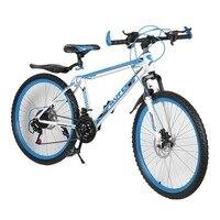 High Quality 26 Inch Bike Steel 7 Speed Aluminum Frame Mountain Bike Skateboard Pedal Oil Spring