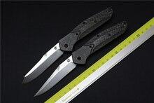 Kaige  OEM 940-943  s90V steel shaft folding knife carbon fiber copper washer hunting camping survival EDC tool