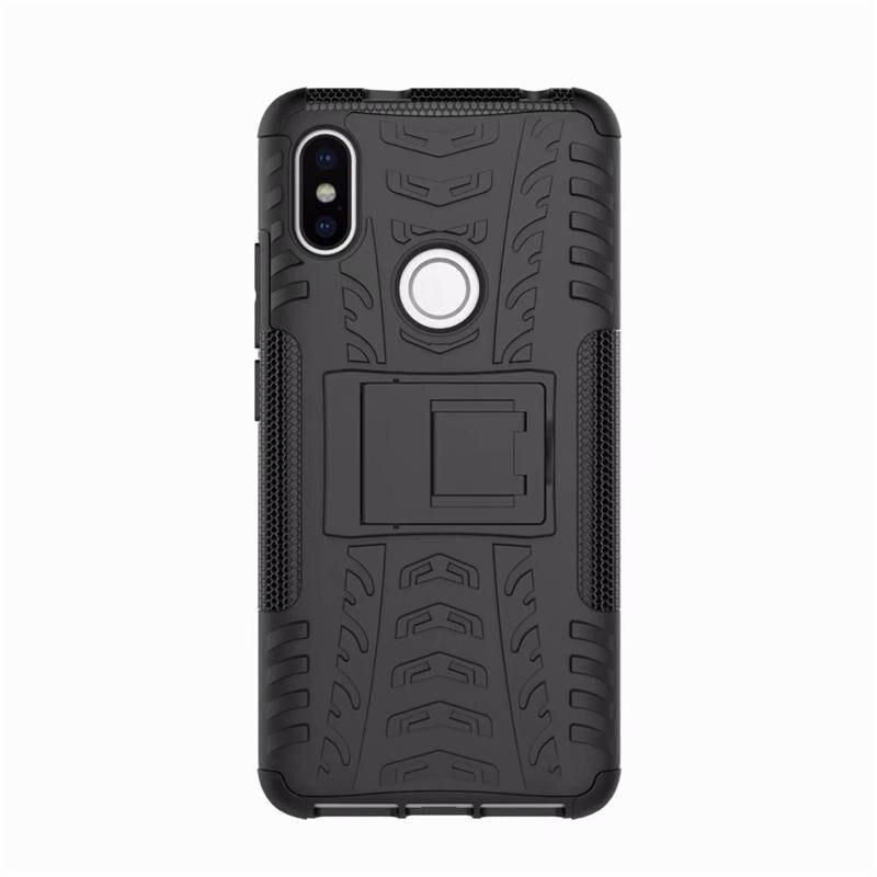 c423d556614 For Xiaomi Redmi Y2 Case Cover 5.99 inch Hybrid Silicon + Hard Back Cover  Phone Case For Xiomi Xiaomi Redmi Y2 Y 2 RedmiY2 Case