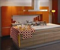 melamine/mfc kitchen cabinets(LH ME023)