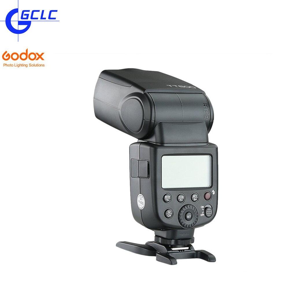 Godox TT600S Speedlite välklambi sisseehitatud 2.4G juhtmevaba - Kaamera ja foto - Foto 3