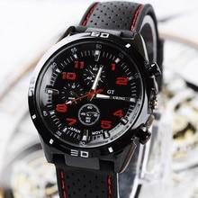 Top Luxury Brand Fashion Military Quartz Watch Men Sports Wr