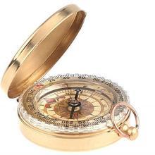 Карманные часы Стиль бронзировать античный кемпинг компас позолоченные, уличные, с карманами, Пеший Туризм тканевые Декоративные Мини Компас руководство Охота
