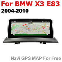 Car Radio 2 din GPS Android Navigation For BMW X3 E83 2004~2010 Idrive AUX Stereo multimedia touch screen original style car radio 2 din gps android navigation for bmw x3 e83 2004 2010 idrive aux stereo multimedia touch screen original style