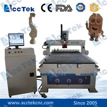 AKM1325C 5.5kw Chinese spindle China auto tool change cnc router for woodworking