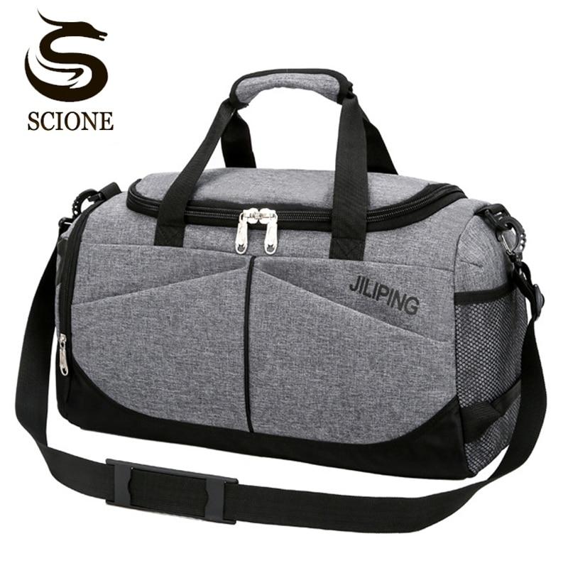 Travel Duffel Bag Waterproof Fashion Lightweight Large Capacity Portable Luggage Bag Hospital Nurse Theme Royal Blue