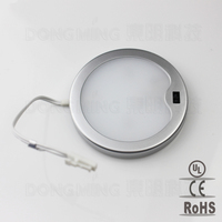 Modern IR Sensor Lamp Body Induce Light Intelligent Lighting For Cabinet Cupboard