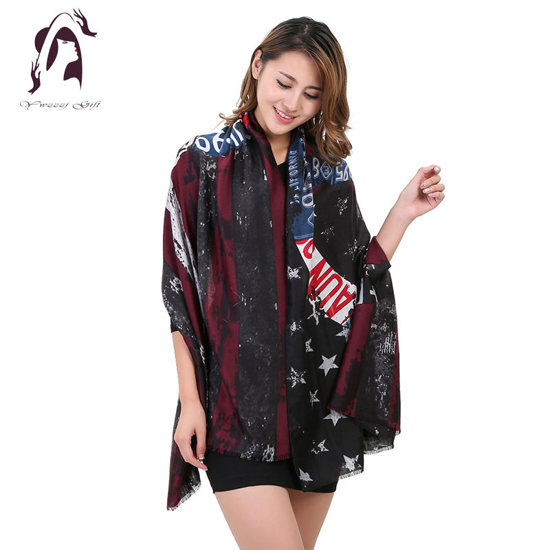 ywjunfu 2017 fashion bandana luxury scarves brand