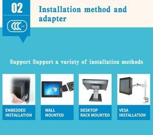 Image 5 - front panel waterproof Fanless Rugged Tablet Mini 8.4/10.4/12.1/ 15 Inch intel celeron j1900 Industrial Panel PC