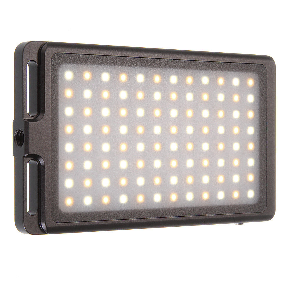FL-96 LED Fill Light Lamp Studio Video Photography Lighting for Canon Sony Nikon Camera Camcorder