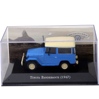 IXO Altaya 1:43 Scale Toyota Bandeirante 1967 Cars Diecast Models Hobbies Collection Toys