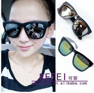 Mirror reflective 5039 mercury mirror brief style sunglasses