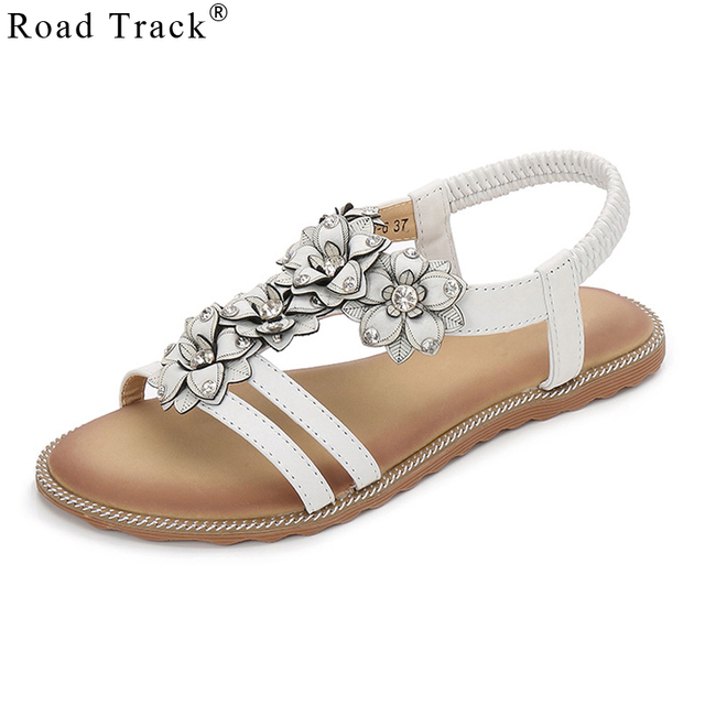 Free Shipping Recommend Low Heel Elastic Band Pointed Toe Leisure Sandals - BEIGE Buy Online With Paypal Sale Shopping Online VJMHi