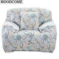 Đảng đàn hồi sofa set covers spandex copridivano trang trí nội thất có thể giặt stretch sofa bìa phong cách mới