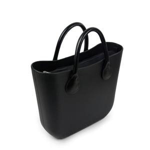 Image 4 - New Obag style Mini Bag Body EVA bag O women bag rubber silicon waterproof Fashion women Handbag without logo