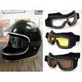 Tactical Goggles gafas Moto gafas de Sol de Moda de la vendimia Gafas de seguridad Goggles Gafas Ciclismo Riding Protección de Los Ojos