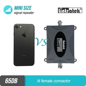 Image 4 - Усилитель сигнала сотового телефона Lintratek 2G 4G B3 1800 МГц, мини размер, GSM LTE 1800 повторитель сигнала мобильного телефона, усилитель #15
