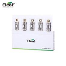 5 шт. Eleaf ECL 0.18hm/0.3ohm катушка Замена Eleaf катушка подходит для eleaf ijust 2/MELO 2/MELO 3/iJust S испаритель