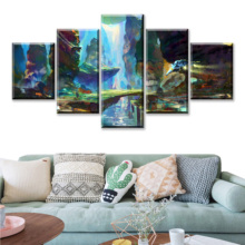 No Mans Sky Game Modern Wall Art Picture Posters Canvas Prints Paintings Framework Decoration for living room Decor