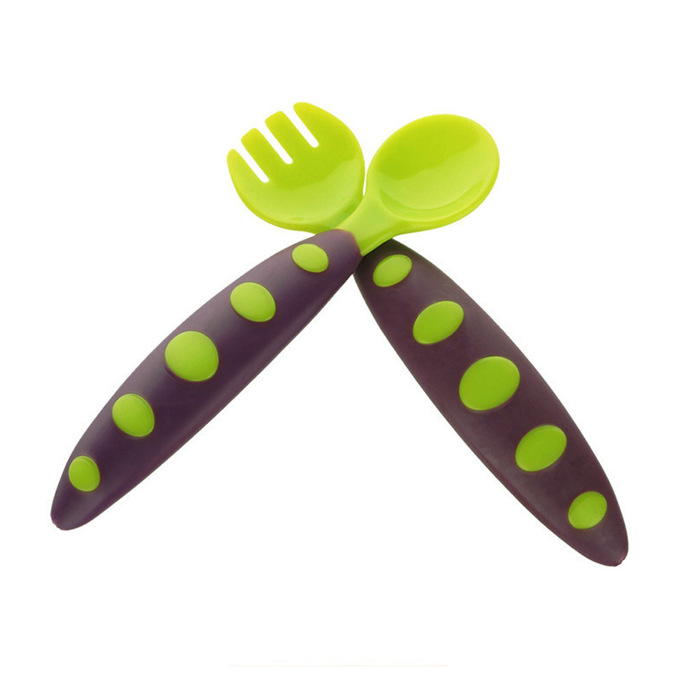 Экологически безопасные столовые приборы Комплект Кухня детская набор столовых приборов для детей Поставки Прямая