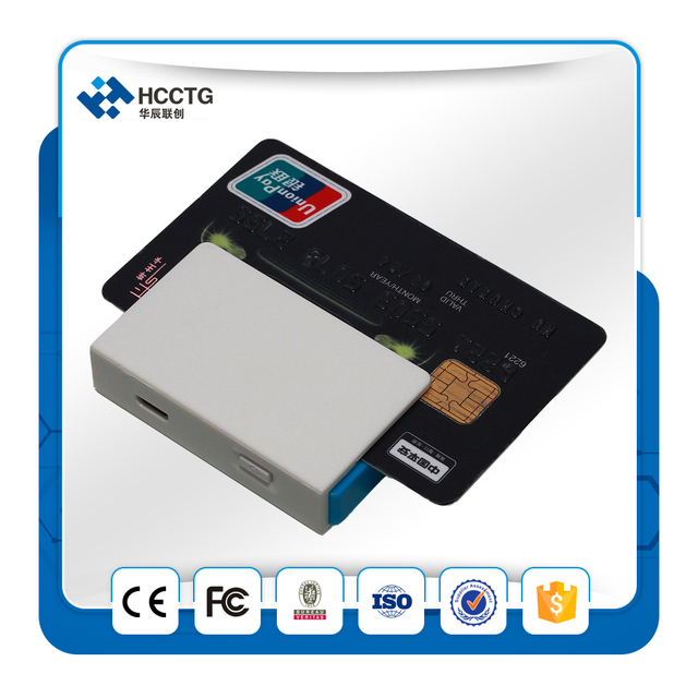 US $27 0 |MPR100 Bluetooth Bank Magnetic card reader, Mini Mobile Pos  Machine Chip Card Reader Writer With Free SDK-in Card Readers from Computer  &