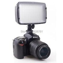 MK-160 LED Photo Video Camera Camcorder Flash Light Lighting