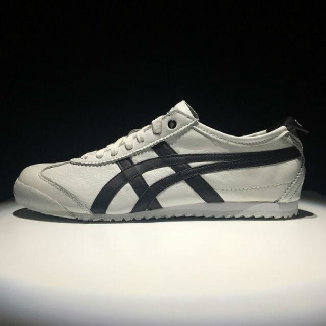 size 40 7e2a6 42fa7 US $62.4  ONITSUKA TIGER Gel Low help new 2018 Mid Runner Classics leather  Shoes Men and Women Sneakers Badminton Sports Shoes Size36 44-in Badminton  ...