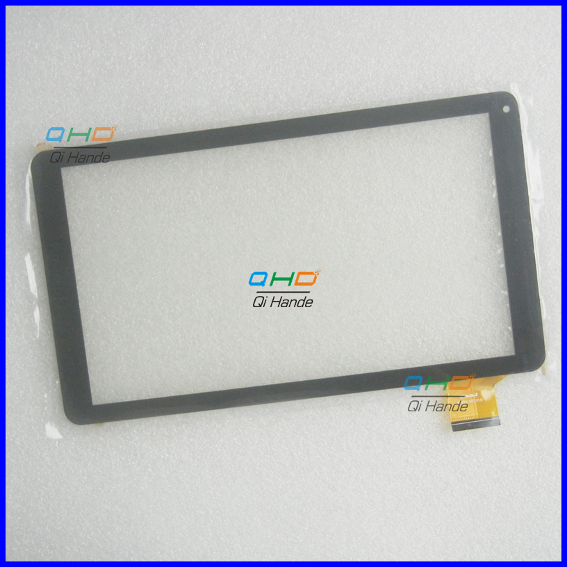 Free shipping 1PCS 10.1 -inch Tablet PC handwriting screen for IRBIS TZ13 Touch Screen Digitizer Sensor Panel Replacement Parts new 7 inch tablet pc mglctp 701271 authentic touch screen handwriting screen multi point capacitive screen external screen