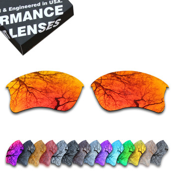 ToughAsNails Polarized Replacement Lenses for Oakley Flak Jacket XLJ Sunglasses – Multiple Options