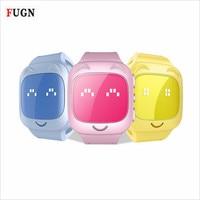 Novas Crianças Relógio Inteligente Q80 Tela LED Com História de Apoio Da Máquina TF Cartão SIM Inteligente Smartwatch SOS Localizador Melhor Presente Para As Crianças