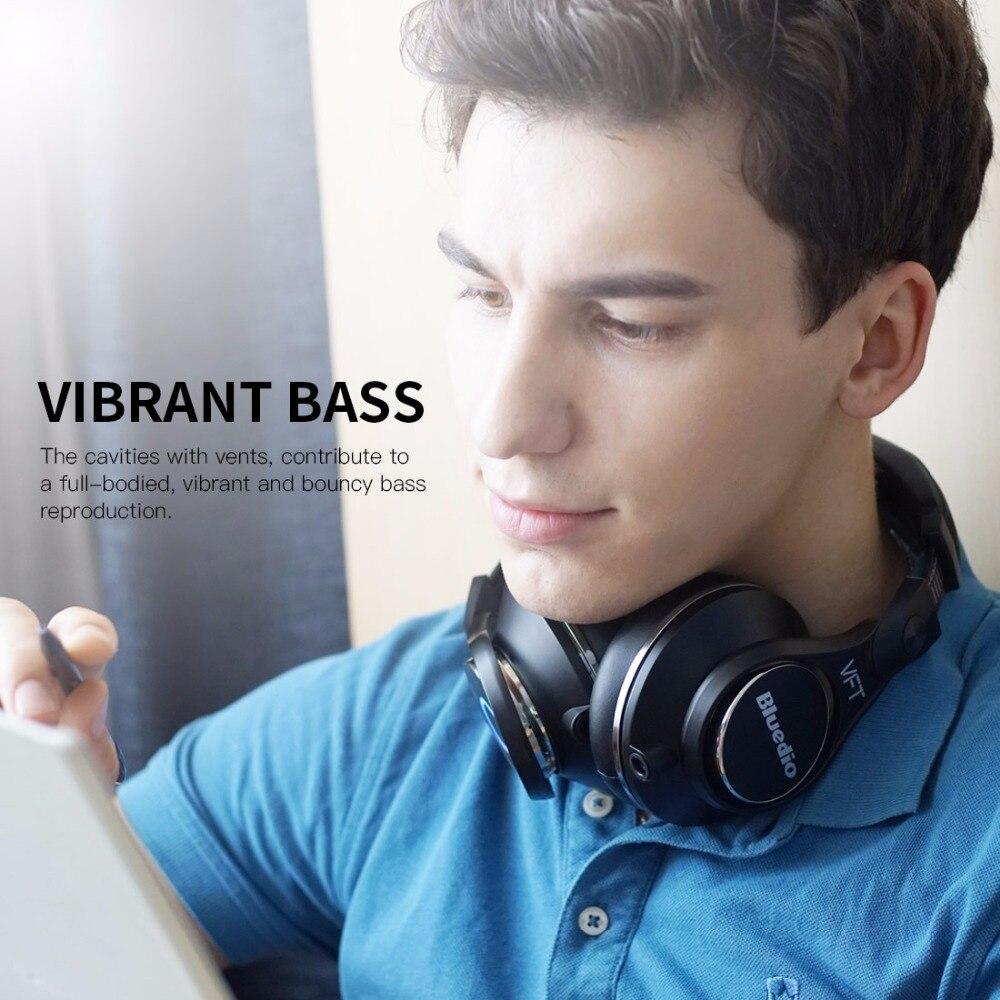 Bluedio U UFO High End Genuine Bluetooth headphone Patented Drivers D Sound