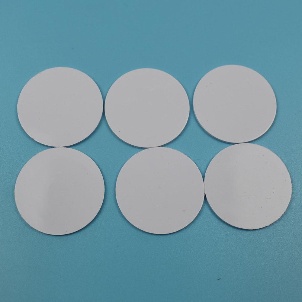 10pcs UID Stickers Changeable RFID Tags Block 0 Writable 13.56Mhz Proximity Cards PVC Key Rewritable Copy Clone