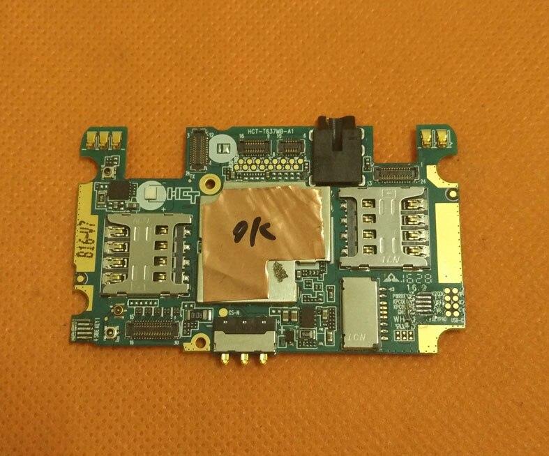 Used Original mainboard 2G RAM 16G ROM Motherboard for Oukitel U7 Plus MT6737 Quad Core 5