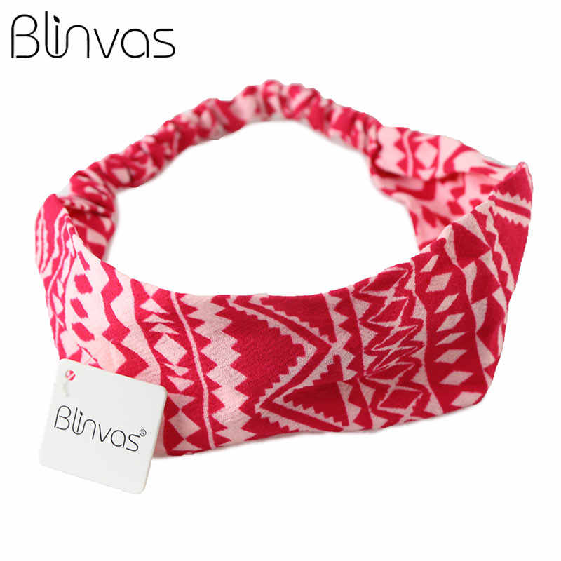 Blinvas Hair Accessories Black White Hair Band Headbands TS001 Accessories For Women Hairs Band Lot Hairs Bands