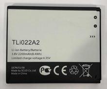 3.8V 2200mAh TLi022A2 CAB2200005C2  For Alcatel one touch Sonic OT-A851 OT-A851L OTA851 OTA851L Battery
