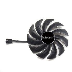 Image 5 - Ventilador de refrigeración de 88MM T129215SU PLD09210S12HH de 4 pines para Gigabyte GTX 1050 1060 1070 960 RX 470 480 570 580