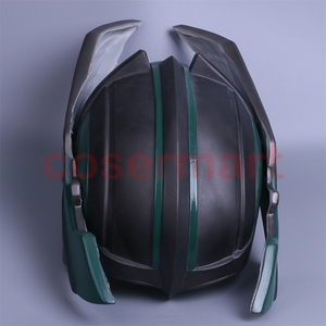 Image 5 - 2017 Thor 3 Ragnarok Helmet Cosplay Thor Helmet PVC Mask Handmade Halloween Mask Caps New