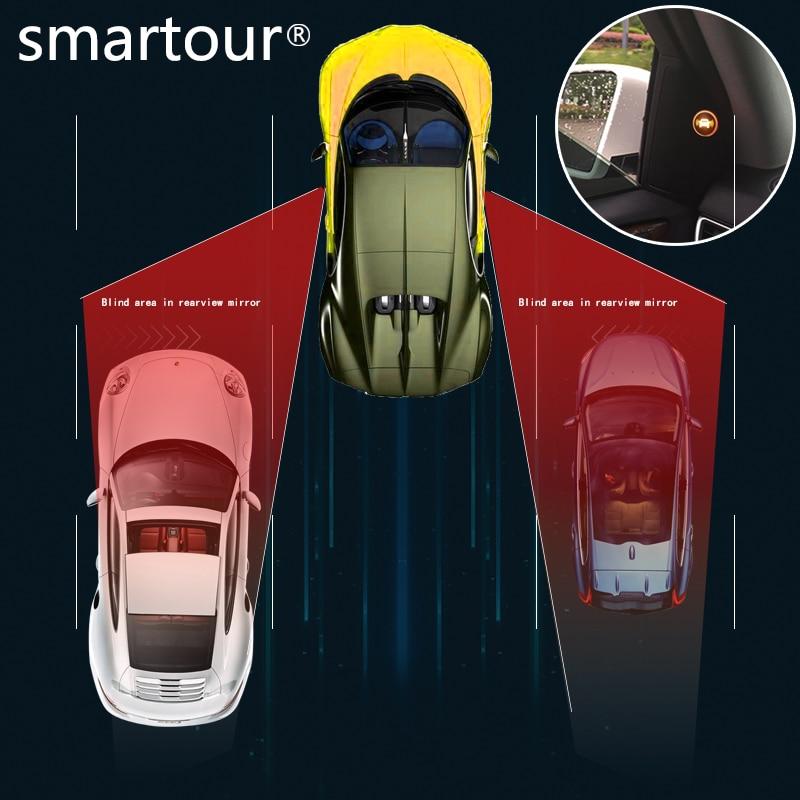 Système de sécurité universel de capteur de vue arrière de détection d'angle mort de voiture de BSM * 1 ensemble
