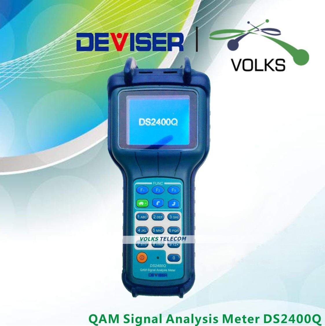 QAM Signal Analysis Meter Original Deviser DS2400Q free ...
