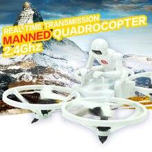 Drone Caméra HD E902 3D Rouleau 2.4G 3.7 V 2MP Caméra et Vidéo Un Retour Key RC Modèle Quadrocopter avec Les Gens