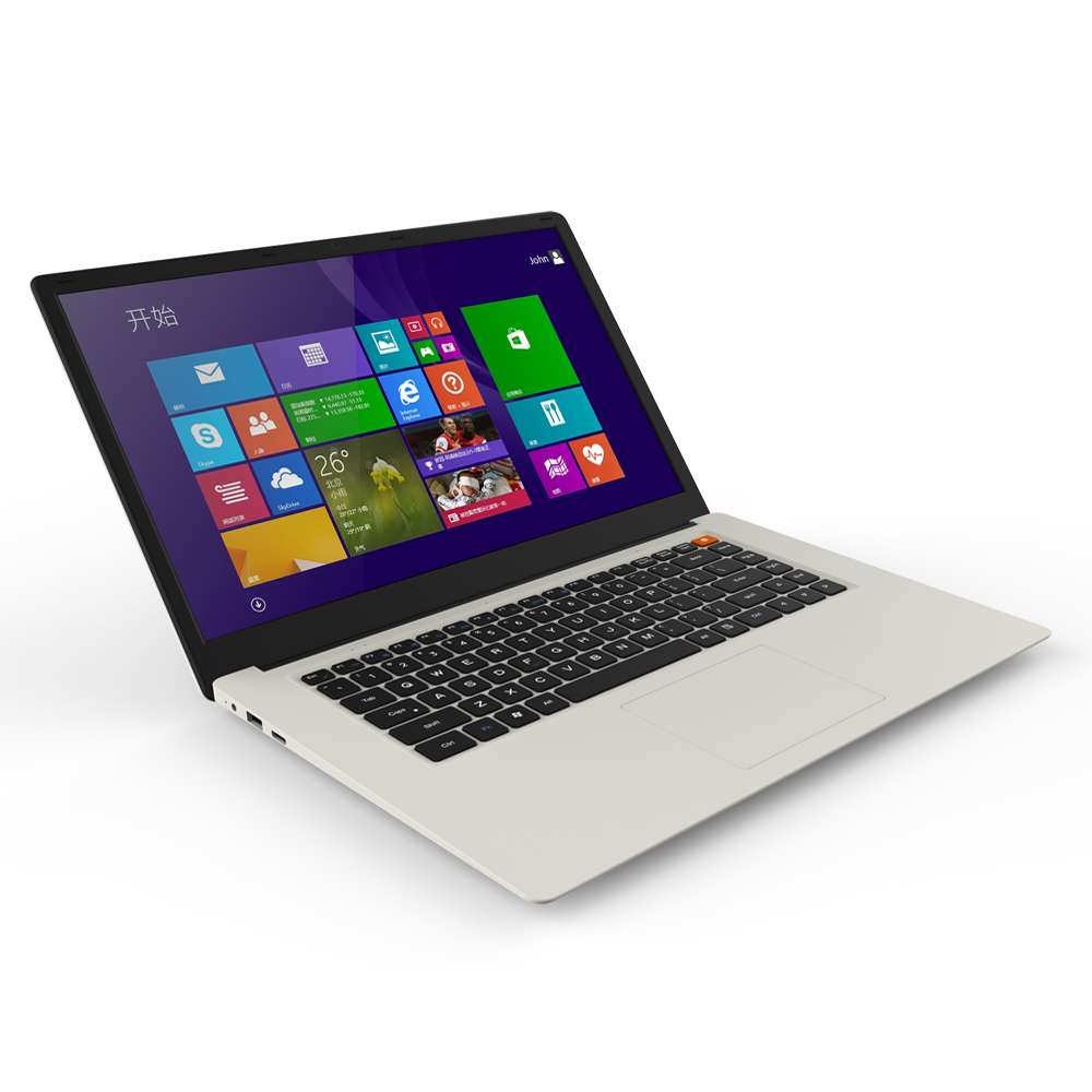 4G RAM 64G EMMC 15 6 Laptop Computer Intel Atom Z 8350 Quad Core 1 44GHz