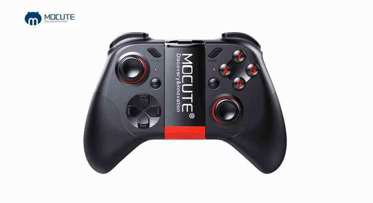 MOCUTE-054 Wireless Gamepad Bluetooth Gmae Controller Joystick Für Android/iSO Handys Mini Gamepad Für Tablet PC VR box Gläser