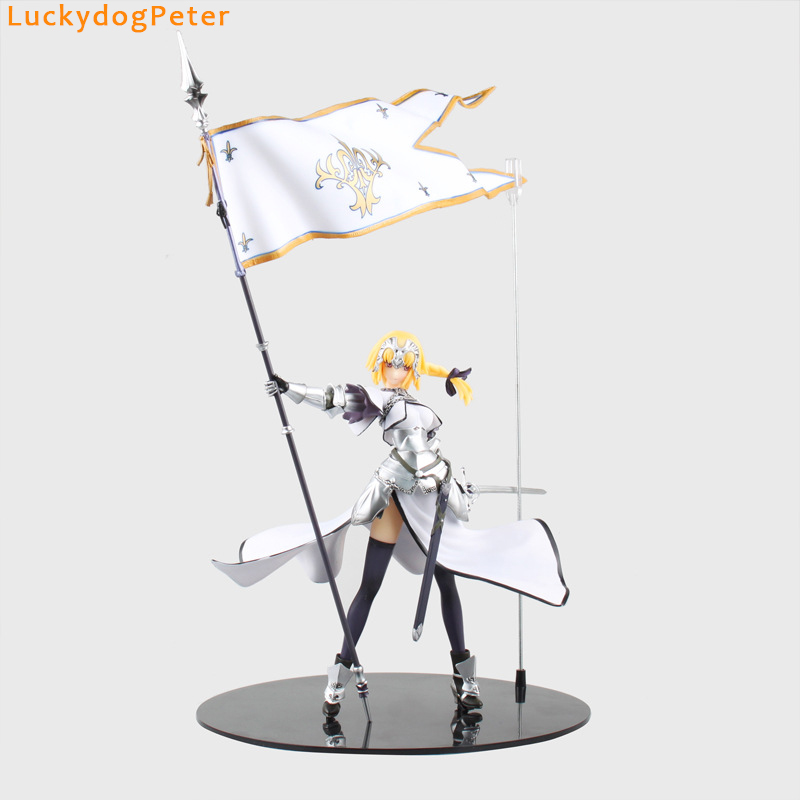 Fate Apocrypha Ruler Jeanne d Arc Action Figure 1 8 scale painted figure White Ver Flag